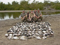 mexico duck hunt